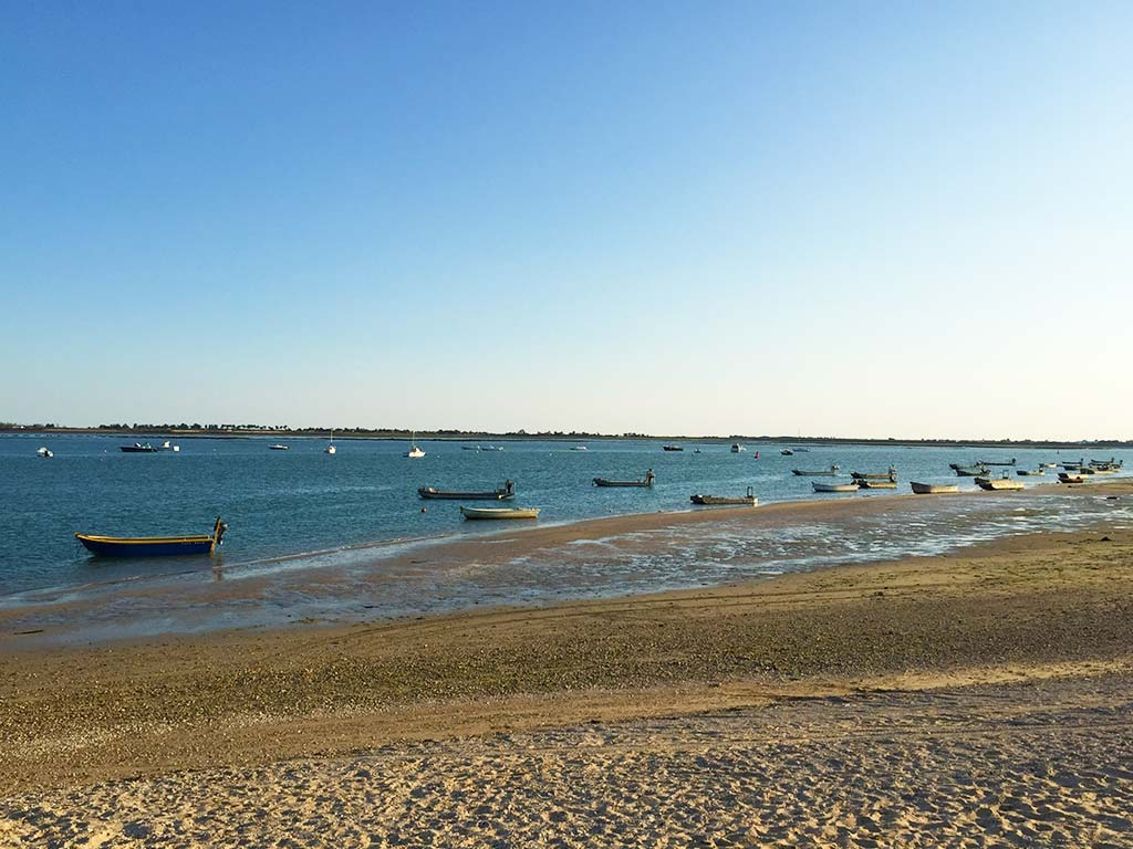 Ile de Ré, port de La Patache
